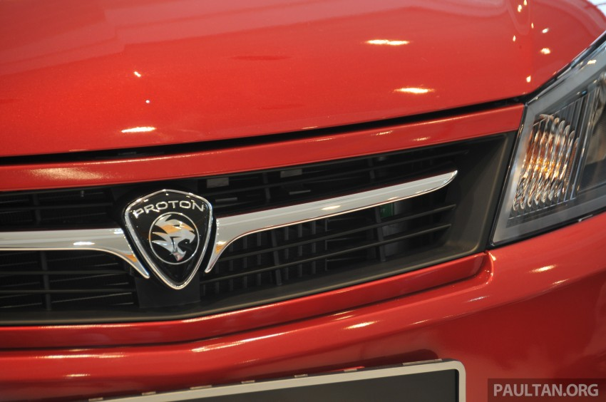 Proton Saga SV launched – from RM33,438 OTR Image #180537