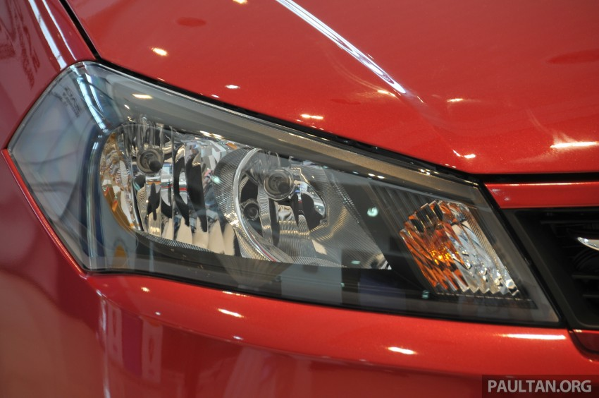 Proton Saga SV launched – from RM33,438 OTR Image #180538
