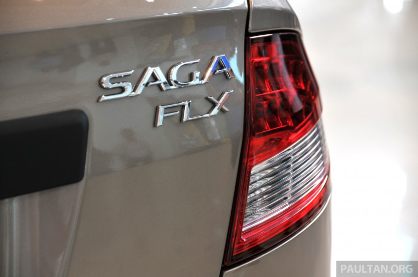 Proton Saga SV launched – from RM33,438 OTR Image #180545