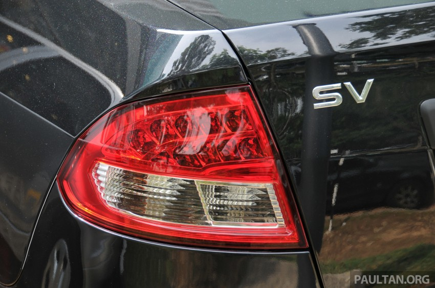 Proton Saga SV launched – from RM33,438 OTR Image #180552