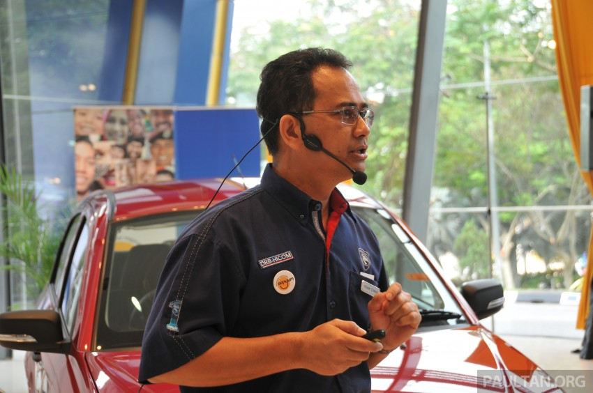 Proton Saga SV launched – from RM33,438 OTR Image #180554
