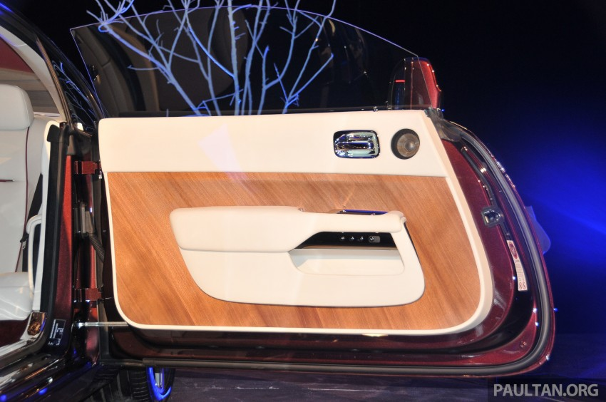 Rolls-Royce Wraith launched – RM1.3 million onwards Image #181000