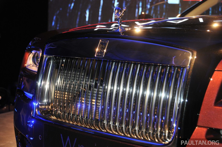 Rolls-Royce Wraith launched – RM1.3 million onwards Image #181001