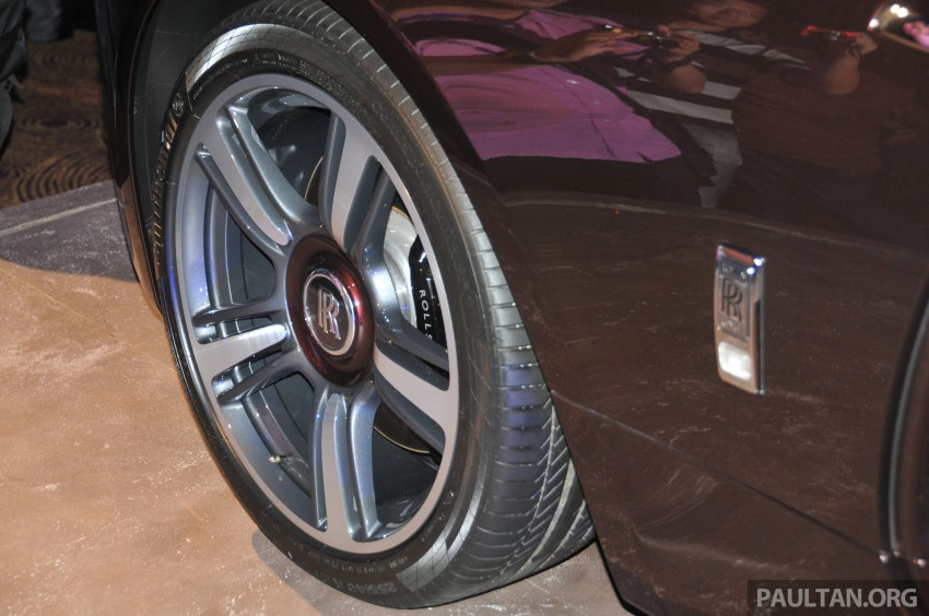 Rolls-Royce Wraith launched – RM1.3 million onwards Image #181008