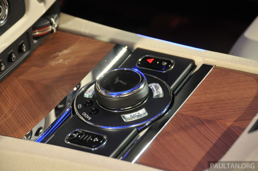 Rolls-Royce Wraith launched – RM1.3 million onwards Image #181009