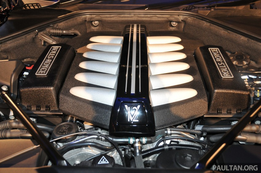 Rolls-Royce Wraith launched – RM1.3 million onwards Image #181011
