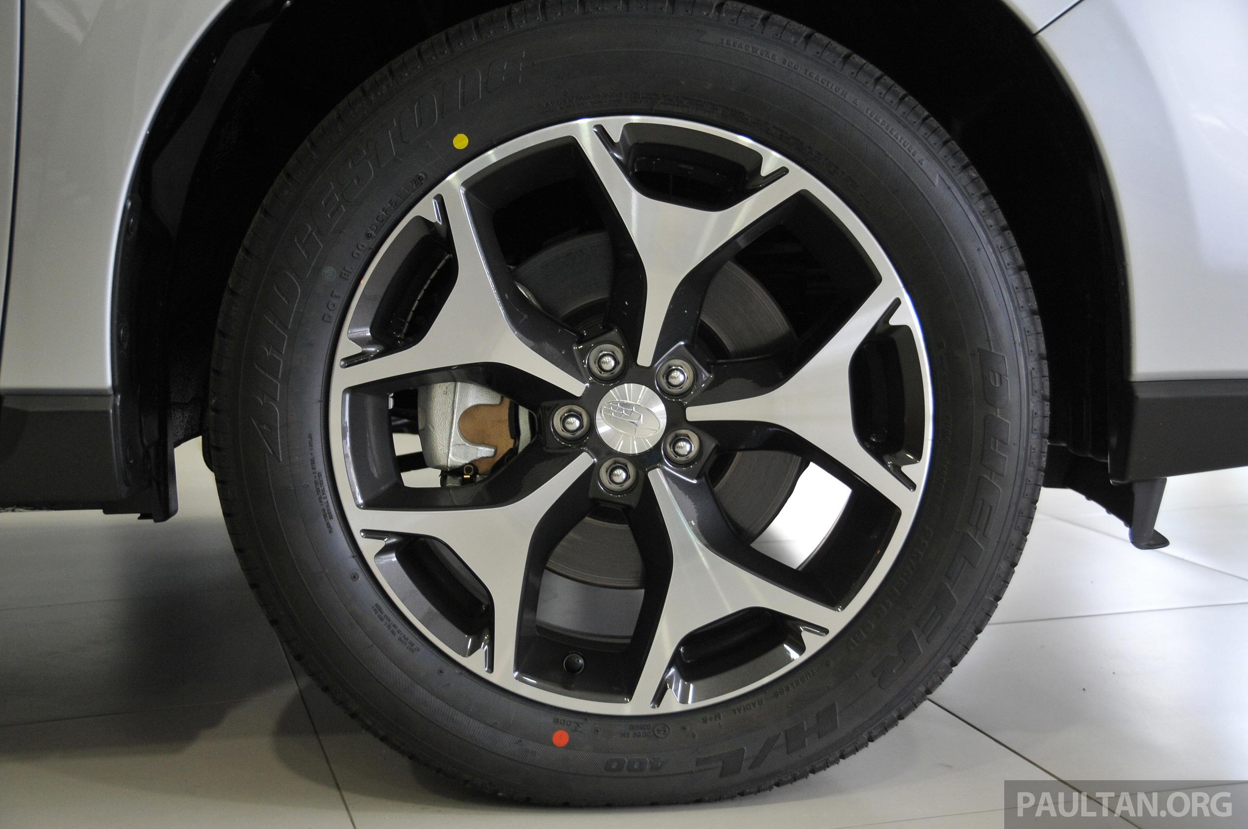 06 Subaru Forester Xt >> New Subaru Forester 2.0 XT – bookings open, RM190k Paul Tan - Image 178219