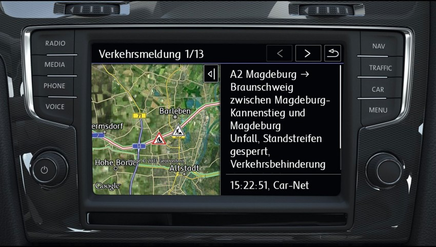 GALLERY: Volkswagen Golf GTD Mk7 on location Image #181693