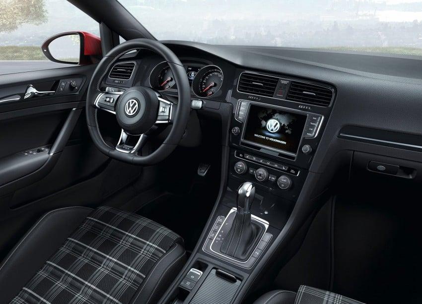 GALLERY: Volkswagen Golf GTD Mk7 on location Image #181702