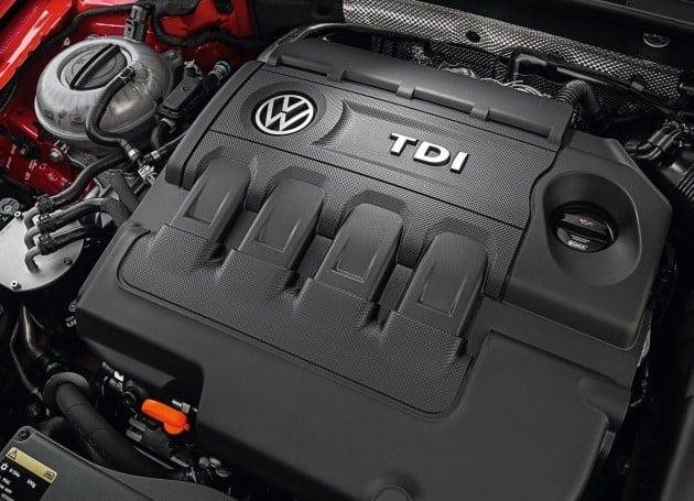 VW Golf GTD-20