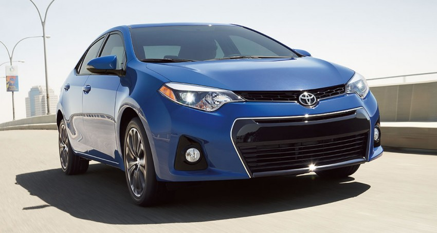 2014 Toyota Corolla – US-market 11th-gen revealed Image #179477