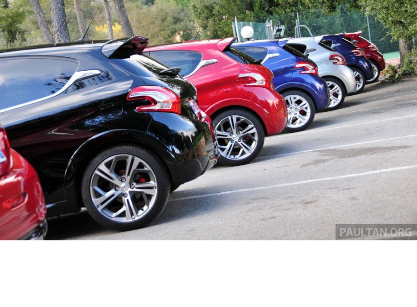 DRIVEN: New Peugeot 208 GTi in the South of France Image #181274