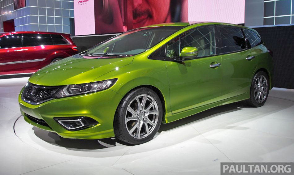 Honda Models 2015 >> Honda to launch 12 new models, introduce new tech and assemble hybrid cars in China by 2015 ...