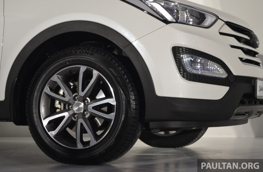 Hyundai Santa Fe launched in Malaysia – 2.4 petrol and 2.2 diesel, seven-seat SUV from RM163,888 Image #182381