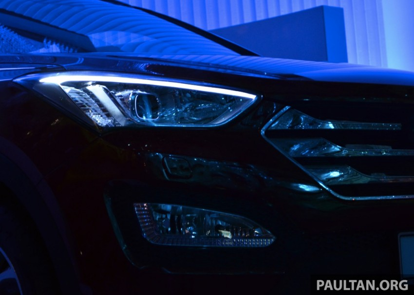 Hyundai Santa Fe launched in Malaysia – 2.4 petrol and 2.2 diesel, seven-seat SUV from RM163,888 Image #182382