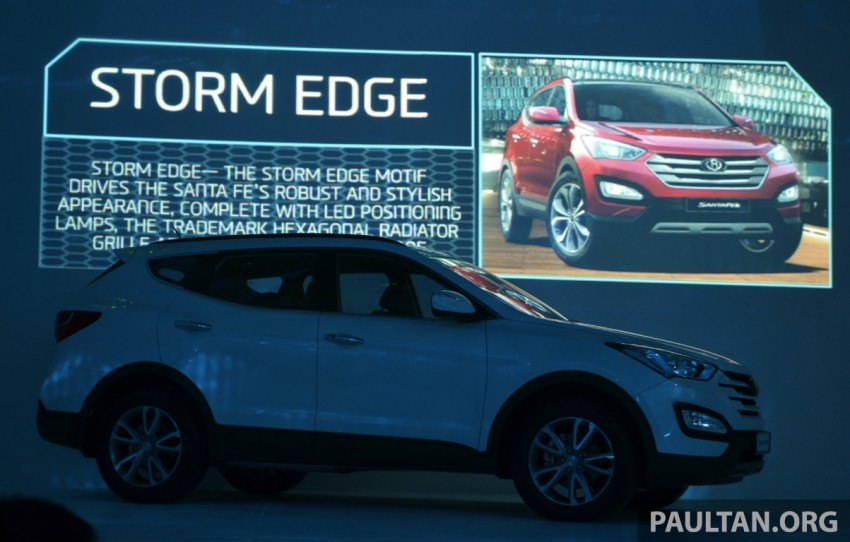 Hyundai Santa Fe launched in Malaysia – 2.4 petrol and 2.2 diesel, seven-seat SUV from RM163,888 Image #182384