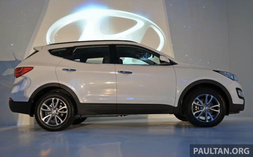 Hyundai Santa Fe launched in Malaysia – 2.4 petrol and 2.2 diesel, seven-seat SUV from RM163,888 Image #182386