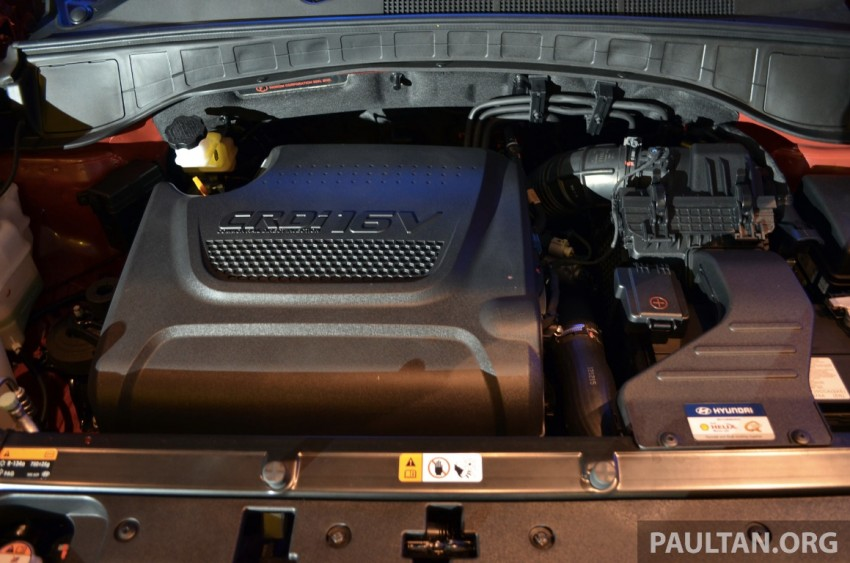 Hyundai Santa Fe launched in Malaysia – 2.4 petrol and 2.2 diesel, seven-seat SUV from RM163,888 Image #182396