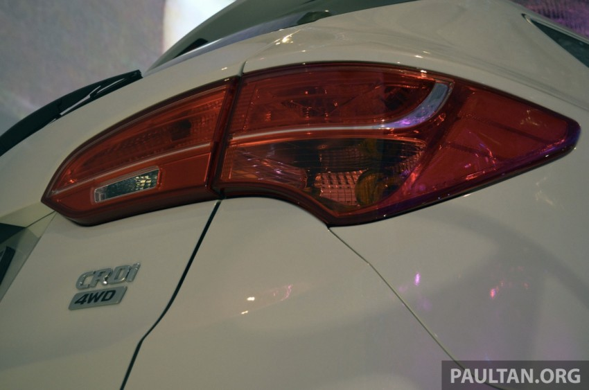 Hyundai Santa Fe launched in Malaysia – 2.4 petrol and 2.2 diesel, seven-seat SUV from RM163,888 Image #182402