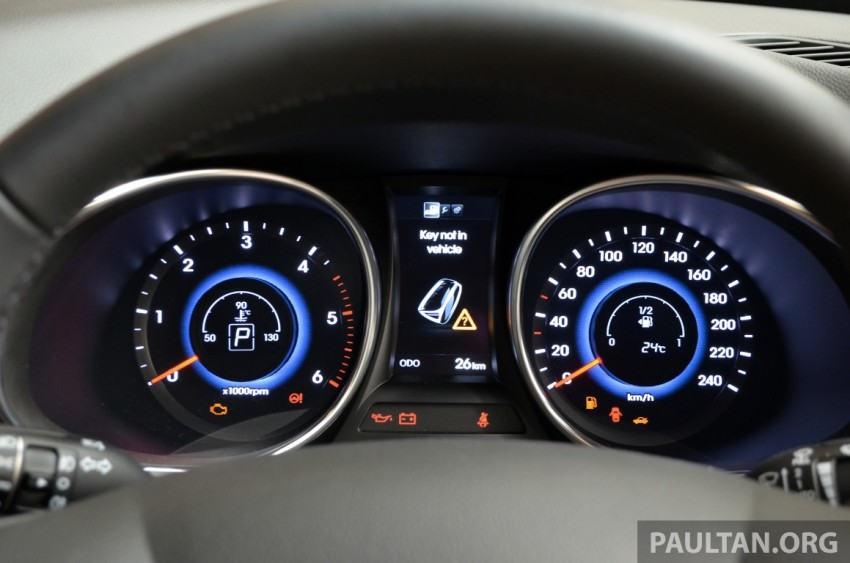 Hyundai Santa Fe launched in Malaysia – 2.4 petrol and 2.2 diesel, seven-seat SUV from RM163,888 Image #182416