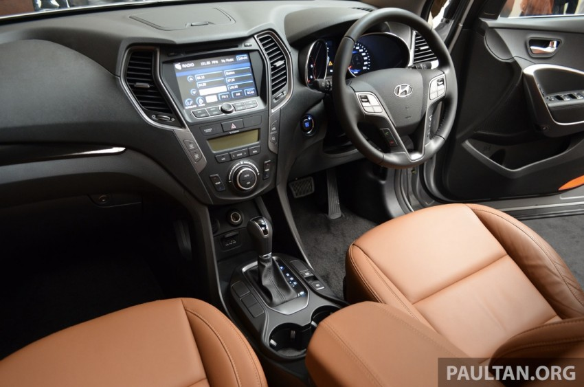 Hyundai Santa Fe launched in Malaysia – 2.4 petrol and 2.2 diesel, seven-seat SUV from RM163,888 Image #182418