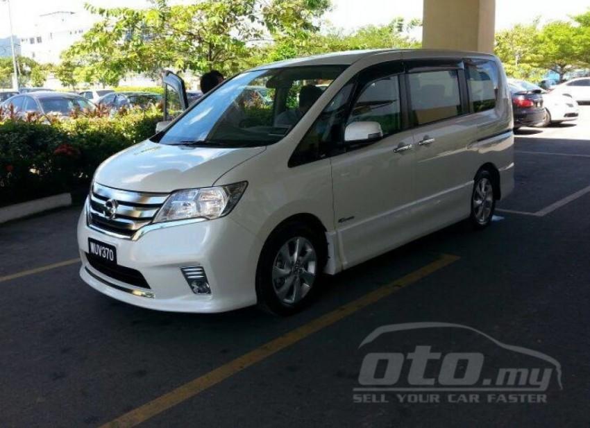 Nissan Serena S-Hybrid: RM14x,xxx on oto.my Image #179498