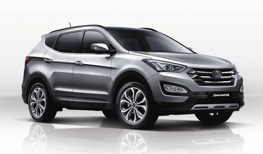 Hyundai Santa Fe now open for booking in Malaysia Image #179633