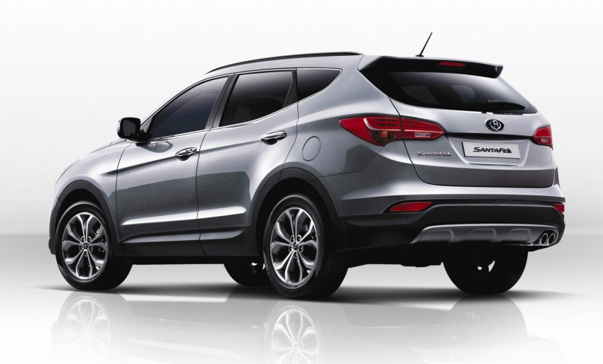 Hyundai Santa Fe now open for booking in Malaysia Image #179634