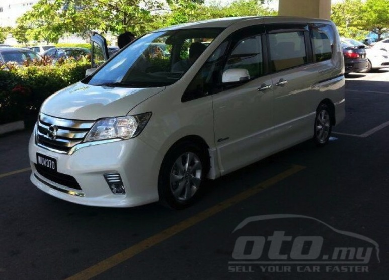 Nissan Serena S-Hybrid MPV set for August 2013 launch to capture pre-Raya sales Image #181978