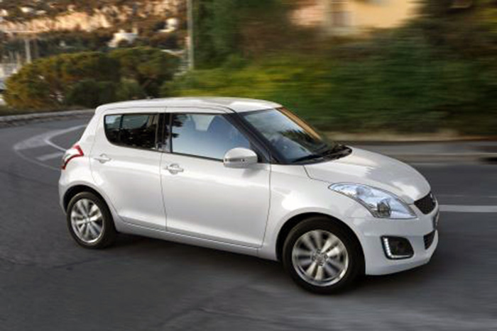 Suzuki Swift – images of third-gen facelift leaked Image #183618