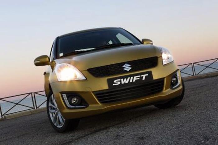 Suzuki Swift – images of third-gen facelift leaked Image #183634