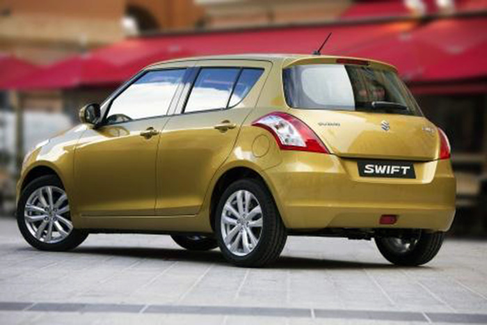 Suzuki Swift – images of third-gen facelift leaked Image #183621