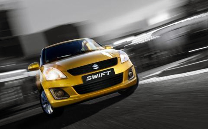 Suzuki Swift – images of third-gen facelift leaked Image #183623