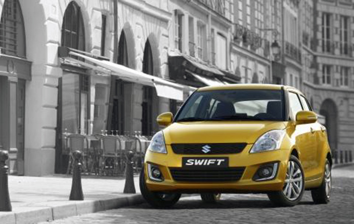 Suzuki Swift – images of third-gen facelift leaked Image #183624