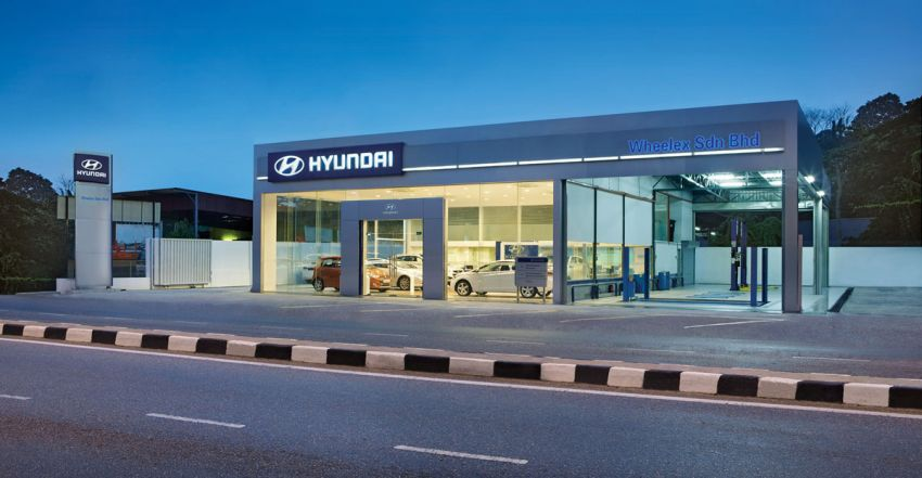 New Hyundai 3S Centre in Seremban makes it 20 Image #183379