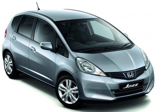 Honda Jazz ES Plus