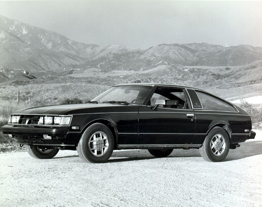 GALLERY: The Toyota Supra – from 1978 to 2002 Image #190720