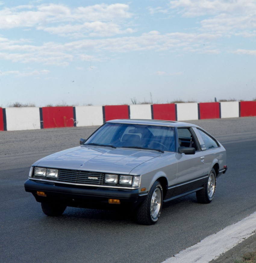 GALLERY: The Toyota Supra – from 1978 to 2002 Image #190723