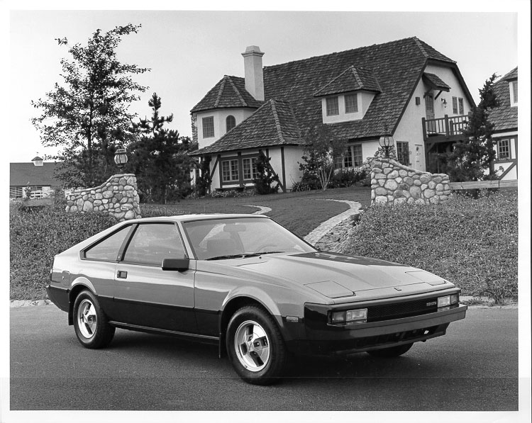 GALLERY: The Toyota Supra – from 1978 to 2002 Image #190726