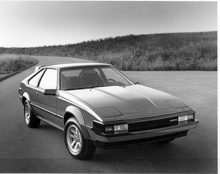 GALLERY: The Toyota Supra – from 1978 to 2002 Image #190727