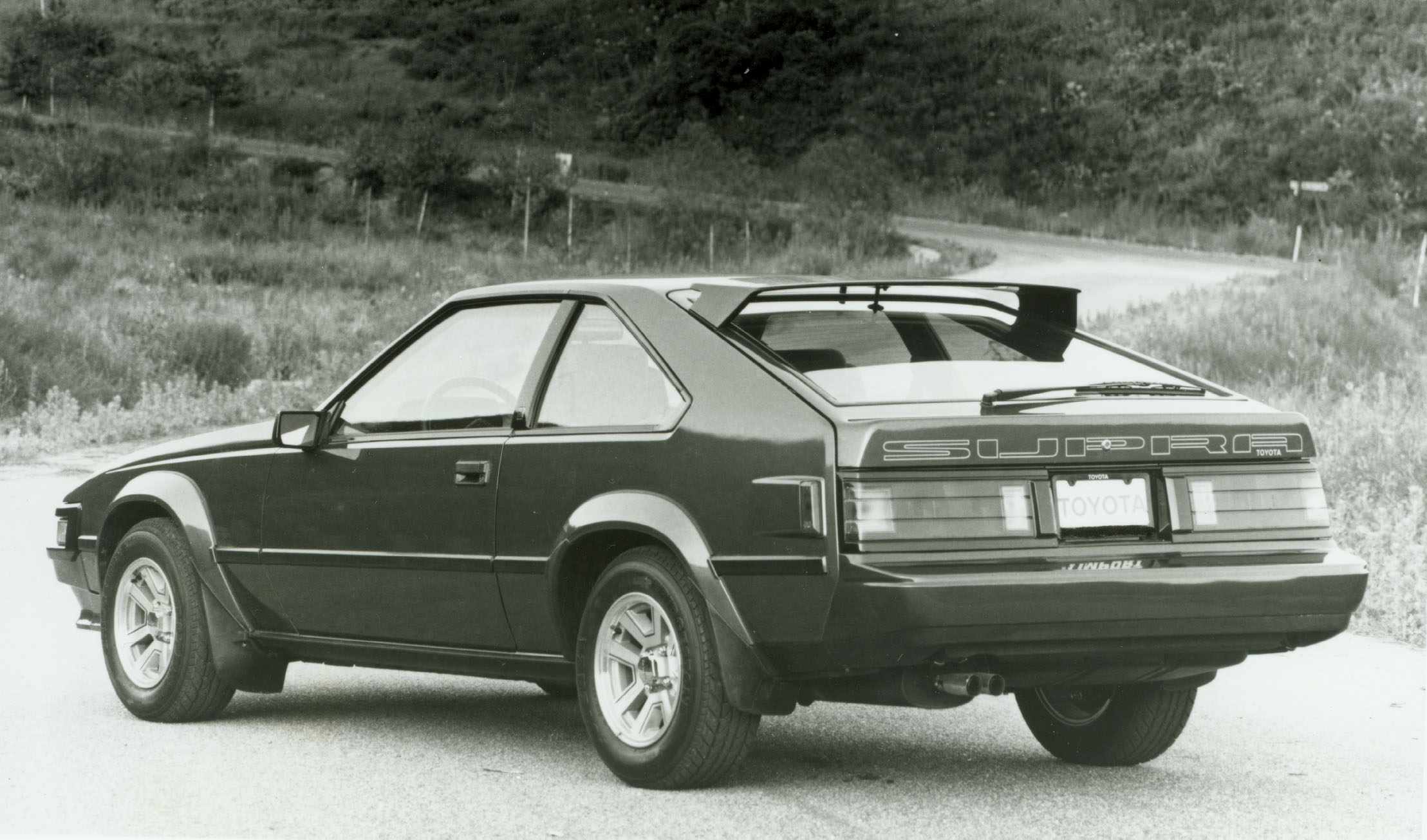 Gallery The Toyota Supra From 1978 To 2002 Image 190729