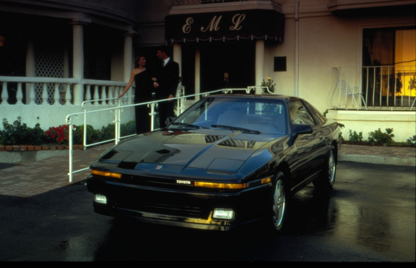 GALLERY: The Toyota Supra – from 1978 to 2002 Image #190731