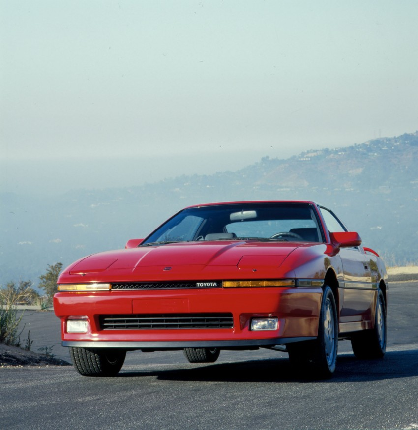 GALLERY: The Toyota Supra – from 1978 to 2002 Image #190734