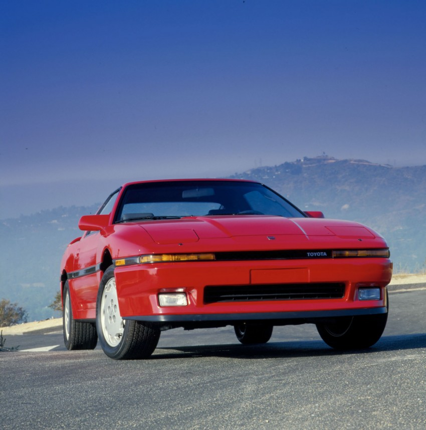 GALLERY: The Toyota Supra – from 1978 to 2002 Image #190735