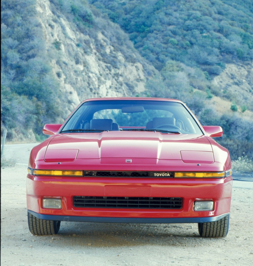 GALLERY: The Toyota Supra – from 1978 to 2002 Image #190736