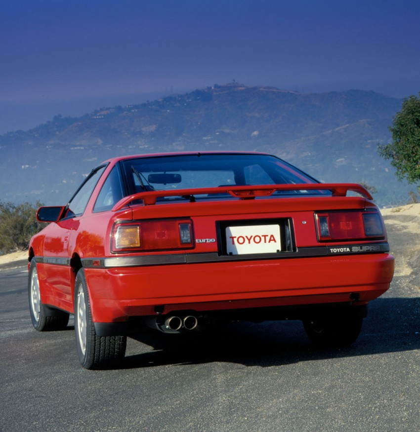 GALLERY: The Toyota Supra – from 1978 to 2002 Image #190737