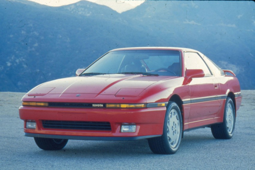 GALLERY: The Toyota Supra – from 1978 to 2002 Image #190733