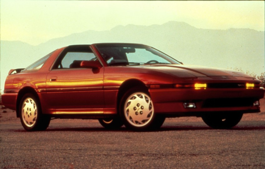 GALLERY: The Toyota Supra – from 1978 to 2002 Image #190739