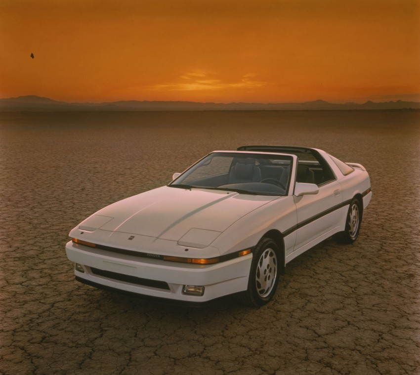 GALLERY: The Toyota Supra – from 1978 to 2002 Image #190738