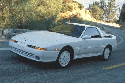 GALLERY: The Toyota Supra – from 1978 to 2002 Image #190740